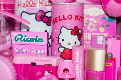 Pink Collection, Nici Jost